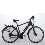 "cidade Electric Bike de 28 "" 350W Middle Motor (TDB08Z-2B2)"
