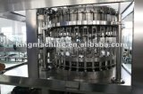 プラスチックびんの光っている水充填機/びん詰めにする機械