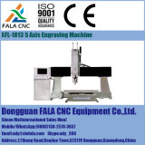 Гравировальный станок CNC пены Engraver маршрутизатора CNC оси Xfl-1813 5