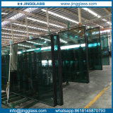 6.38-12.38mm claro y PVB coloreada vidrio de seguridad laminado witjh
