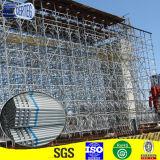 구조를 위한 1개의 1/4 인치 둥근 전 직류 전기를 통한 강철 관