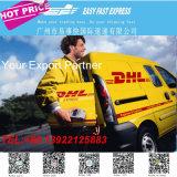 혼드라스에 DHL Courier Express