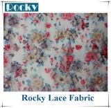 Accessori di nylon stampati dell'abito del tessuto del merletto per i vestiti