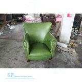 現代居間の革余暇のソファー(HW-6705S)