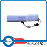 12V D5000mAh Ni CD Battery Pack
