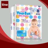 Buena calidad adulto del pañal del bebé de pañal del bebé