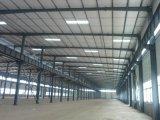 Taller prefabricado o almacén de la estructura de acero