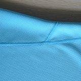 Shirt Polyester Custom Printing女性実行の摩耗