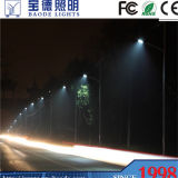 Éclairage routier solaire de l'intense luminosité LED