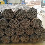Carbono Q235 Negro Tubo de acero suave