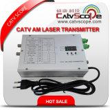 Catvscope CATV 1310nm AM 광학적인 Laser 전송기 및 수신기