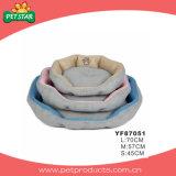 Lit d'intérieur de Chambre de chien, lit de chauffage d'animal familier (YF87051)