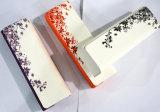 Случай Eyeglasses PU печатание Handmade кожаный изготовленный на заказ