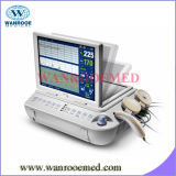 Bewegliches Multi-Parameter Patient Monitor (15 Inches)