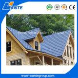 石造りの上塗を施してある金属の屋根瓦のシートの価格
