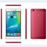 """金属のFram 5.5 """" OEM ODMの製造によるLte 4Gの携帯電話のOctaコアアンドロイド6.0 Smartphone"""