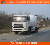 Dongfeng 6X4 Concrete Mixer Truck