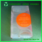 Tranparent Clear Plastic Box per Cosmetic e Gifts