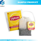 Empaquetadora de relleno pulverizada eléctrica del té del bolso interno y externo