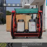 Batteriebetriebenes quadratisches glückliches Auto des Schwingen-2016, elektrisches Schwingen-Schwingauto