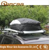 柔らかいラック屋根の上袋車の屋根袋かラック袋
