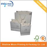 Sac à provisions de papier fait sur commande (QYZ003)
