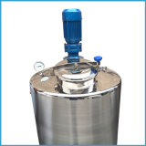 Preço Jacketed do tanque do aquecimento da fermentação grega do Yogurt