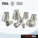 ステンレス鋼の衛生溶接された減力剤の管付属品(JN-FT5005)