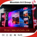 P10 el panel de visualización a todo color al aire libre de LED del alquiler HD