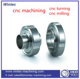 Departamento que trabaja a máquina de torneado del CNC de las piezas del CNC del fabricante de China