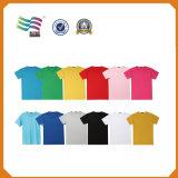 Impressão impressa dos t-shirt do Short do ajuste da venda luva magro quente (HYT-s 022)