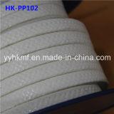 Hecho en PTFE impregnado China con el embalaje de lacre de la glándula de la base de caucho de silicón