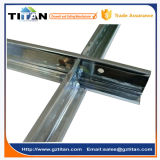Гальванизированные ые T24 плоские сети электропередач потолка t