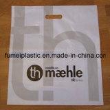 PE материальный умирает хозяйственная сумка пластмассы ручки заплаты отрезока
