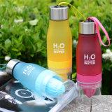 bottiglia di acqua del limone della plastica 600-750ml o di vetro