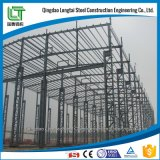 Construção pré-fabricada de aço da construção barata e forte