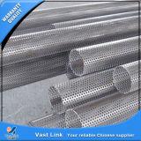 pipe 201/316/304 perforée d'acier inoxydable