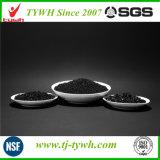Carbono ativado à base de carvão para a remoção do enxôfre