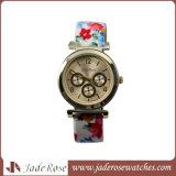 Horloge van uitstekende kwaliteit van de Gift van het Polshorloge van de Manier van het Horloge van de Legering het Goedkope