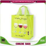 非編まれたワイン袋6のびんのワイン袋