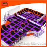 セリウムApprovedとのAmusement Parkのための子供Indoor Trampoline