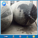 زورق يطلق مطبّ مطّاطة بحريّة يجعل في الصين