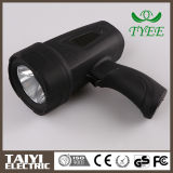 5W 220lm CREE LED Rechargeable Camping Emergency Torch Handheld Lampe de poche