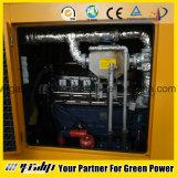 전기와 Hearter 복구 시스템을%s 가진 천연 가스 전기 발전기