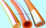 Tuyau renforcé de fibre de PVC de bonne qualité
