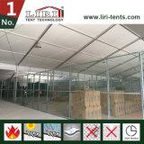 産業目的のためのスパンの倉庫のStorgeの明確なテント