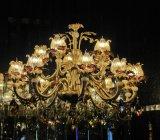Phine moderner Kristallvorrichtungs-Lampen-Leuchter-hängende Beleuchtung der dekoration-K9
