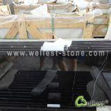 Grandi mattonelle di pavimentazione di marmo nere Polished di Marquina Nero Marquina