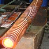 Sf-100kw Induktions-Heizungs-Metallschmieden-Maschine der Superhigh Frequenz-IGBT