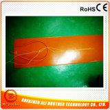 Calefator geral 230V 3000W 5000*350*3mm do silicone